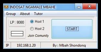Inject Indosat NGAMALE MBAHE 05 Maret 2015