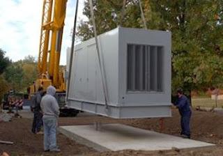 data center generator