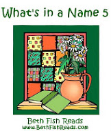 What&#39;s in a Name 5 Reading Challenge 2011