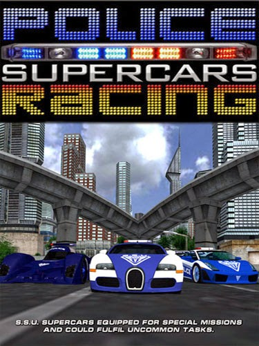 Download Game Police Supercars Racing Seru Terbaru