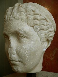 Dama romana s. II d.C,