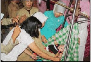 menjaga kesehatan anak balita