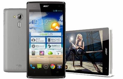 Acer Liquid Z5|Harga Dan Spesifikasi