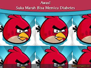 marah bisa picu diabetes