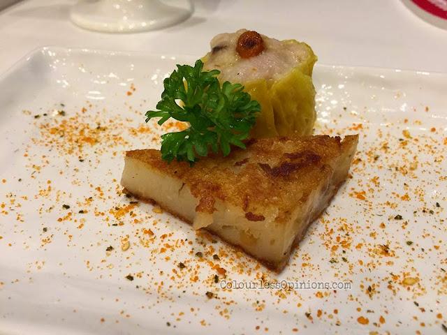 HK Siew Mai Carrot Cake Hong Kong Sheng Kee Dessert Malaysia 1 Utama