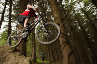 Mountain bike coach penarth