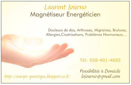 Exemple Carte De Visite Magnetiseur La Mdecine Quantique Source Des Sagesses