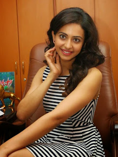 Rakul Preet Singh New Stills at Pandaga Chesko Special Interview