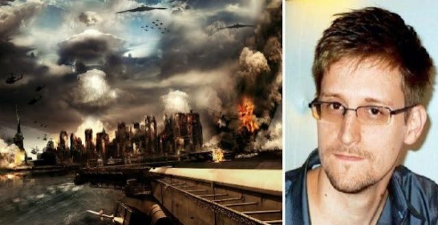 Σνόουντεν: «Οι ΗΠΑ ετοιμάζονται εντατικά για τον Τρίτο Παγκόσμιο Πόλεμο»