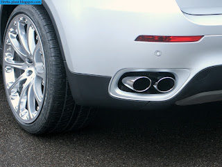 bmw x6 exhaust - صور شكمان بي ام دبليو X6