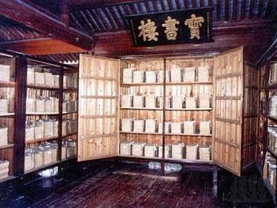 Perpustakaan Tertua di Asia