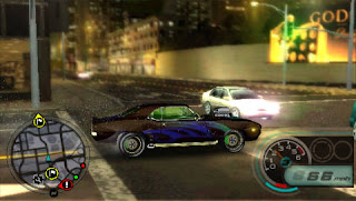 Telecharger Midnight Club Los Angeles Remix PSP