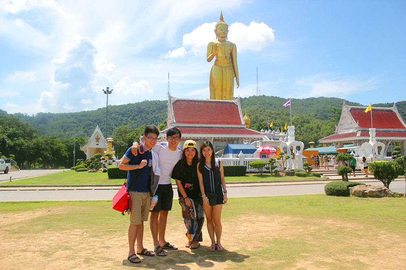 泰国合艾之4人行 | 2015