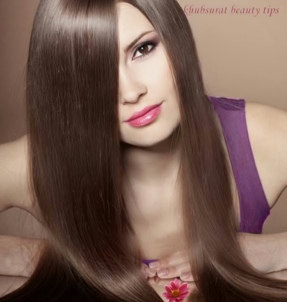 home tips naturally straight hairs