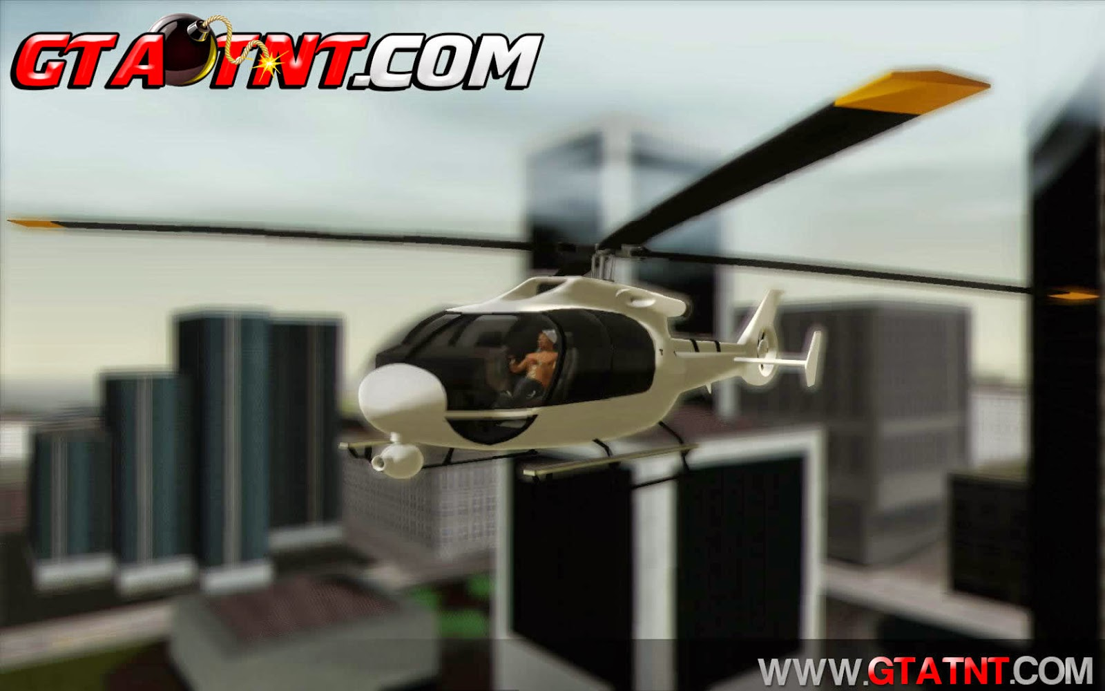 Maibatsu Frogger Convertido do GTA V para GTA San Andreas