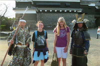 Japanese Historical Reenactors