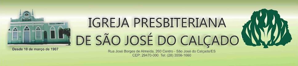 Igreja Presbiteriana de São José do Calçado