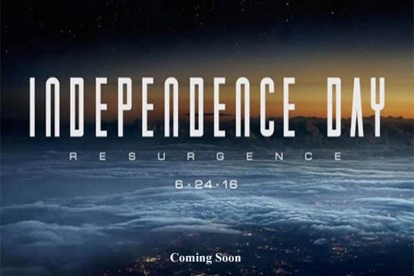 Film aksi Independence Day: Resurgence