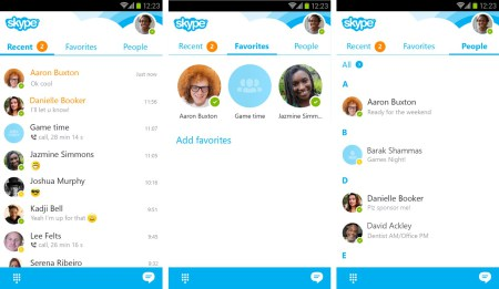 Skype 5.10 for Android update brings custom ringtones and photo sharing between conversations