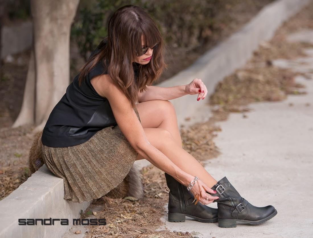 Calzados Sandra Moss