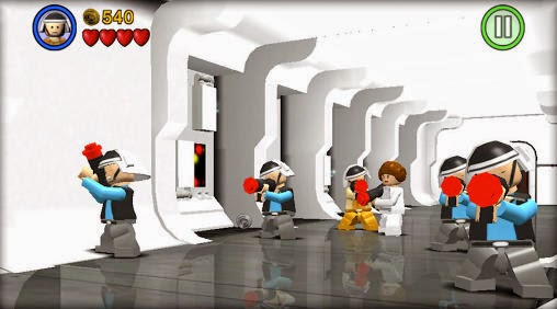 Game Lego Star Wars The Complete Saga screenshot 2
