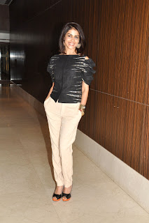 Genelia Dsouza snapped at unveil of UTVSTARS - The Chosen One