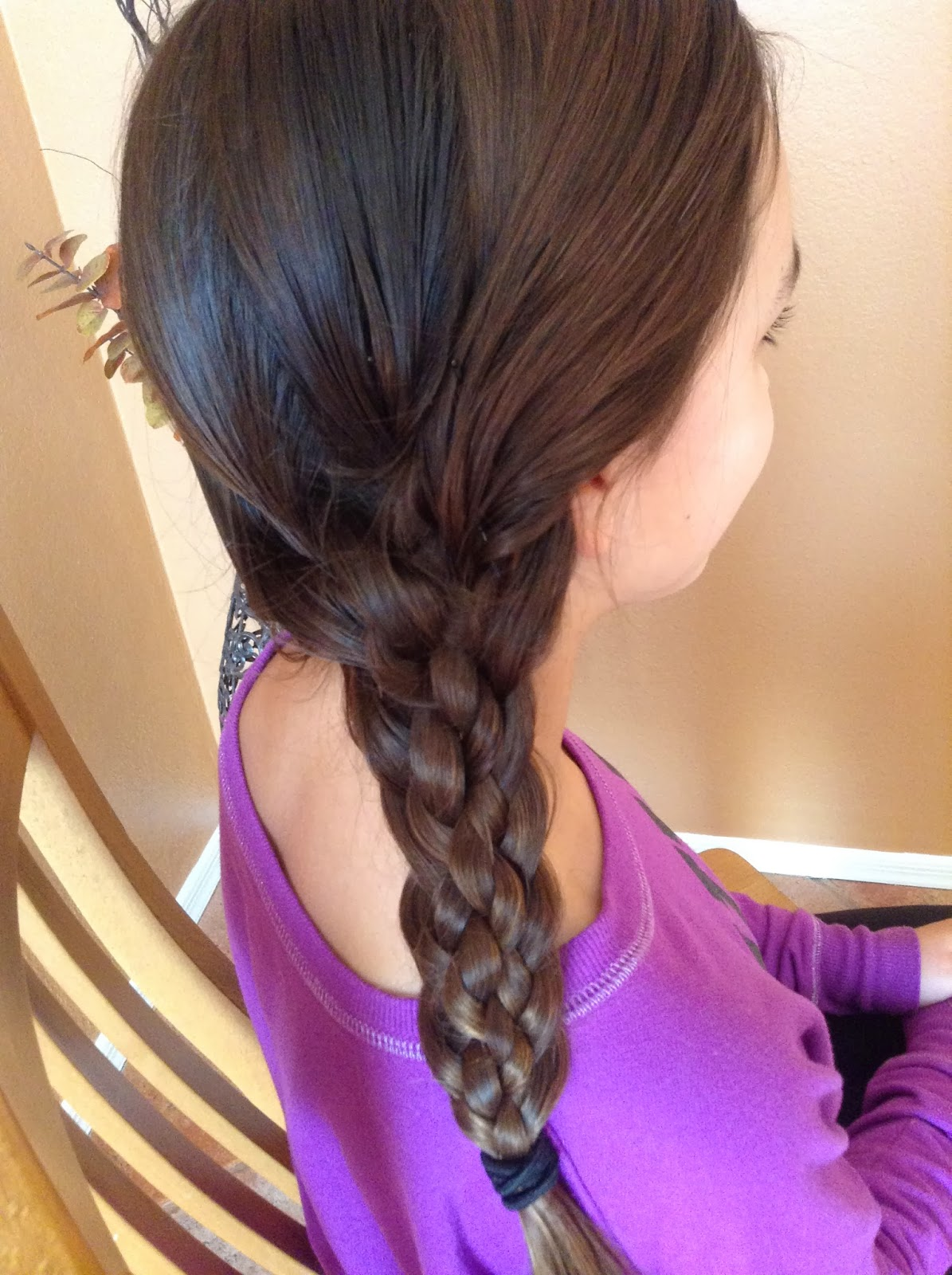 2 strand braid instructions