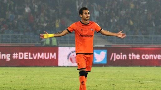 Delhi Dynamos beat Mumbai City FC