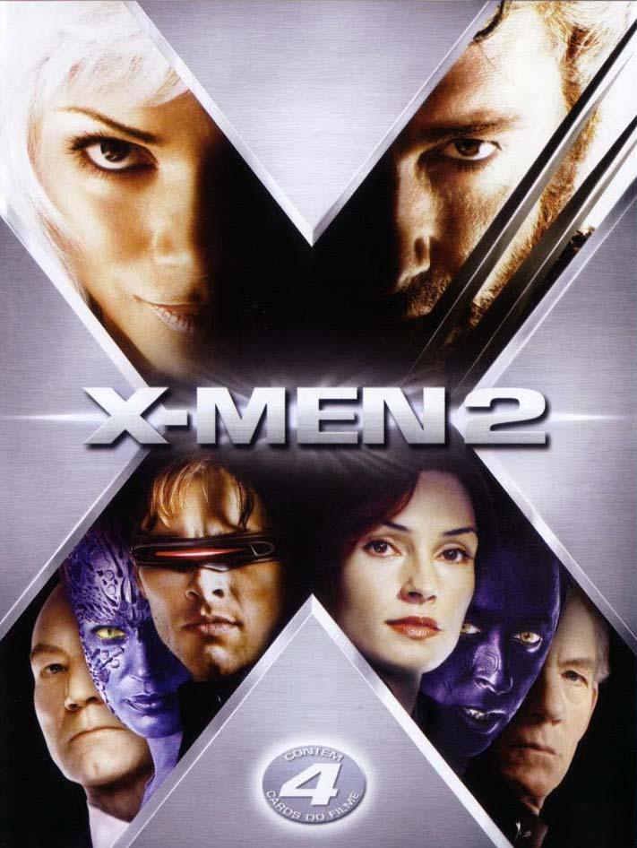 X-Men 2 Torrent - BluRay 720p/1080p Dual Áudio