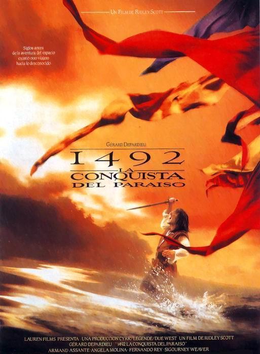 1492 conquista: