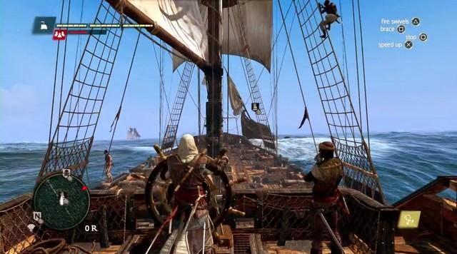 Assassins Creed Black Flag Reloaded crack