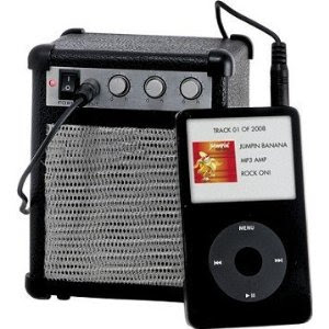 Retro MP3 Speaker Amplifier