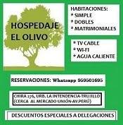 Visita Trujillo y reserva tu hospedaje