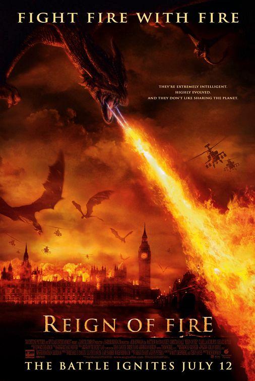 Reign of Fire กองทัพมังกรเพลิงถล่มโลก HD 2002