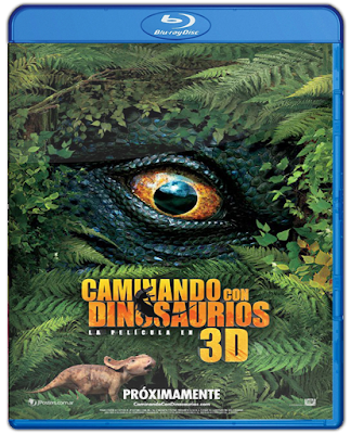 Caminando Con Dinosaurios (2013) 1080p Latino