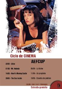 poster 2ºciclo de cinema