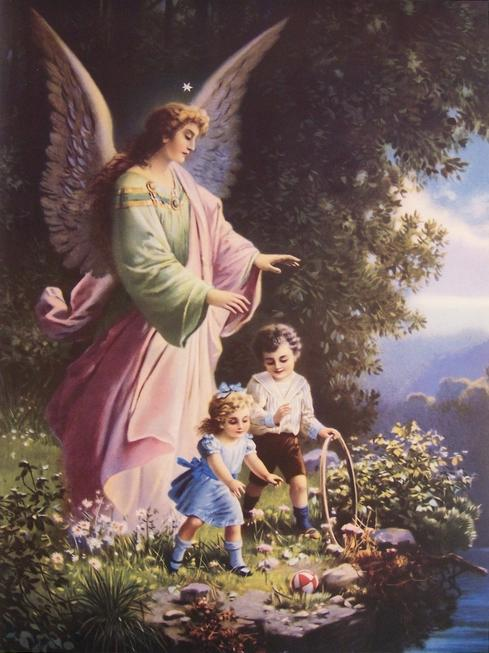 Ангел-хранитель покидает перед днем рождения