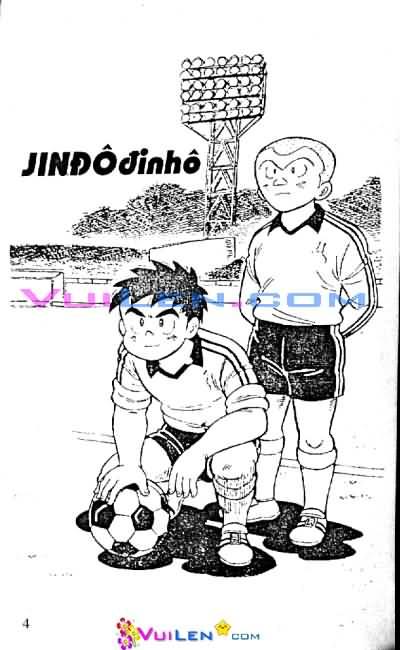 Jindodinho - Đường Dẫn Đến Khung Thành III  Tập 11 page 4 Congtruyen24h