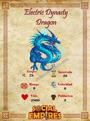 imagen del electric dynasty dragon de social empires