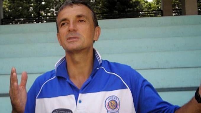 Milomir Seslija Direktur Teknik Barito Putera