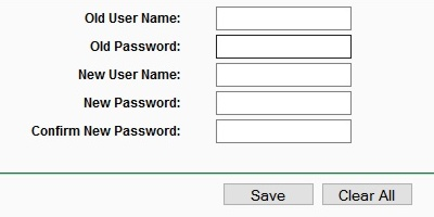Zmiana hasła do rutera/AP Wi-FI
