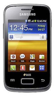 berapa harga hp Samsung S6102 Galaxy Y Duos