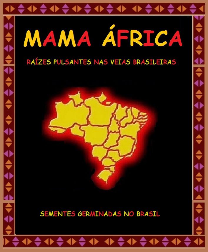 Evento Mama África 3a. Edição - 14 a 16/Dez - FEUDUC