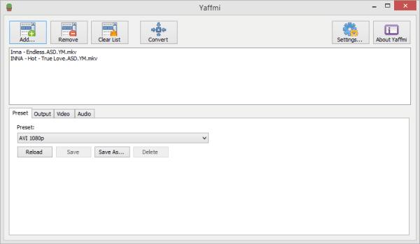 تحميل البرنامج الرائع Yaffmi لتغيير الفيديو تنصيب صامت بوابة 2014,2015 Yaffmi.png