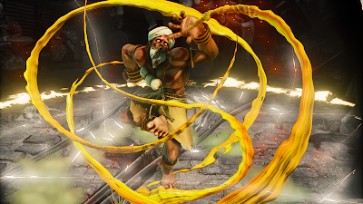 Street Fighter V Update and Dhalsim Announced - We Know Gamers