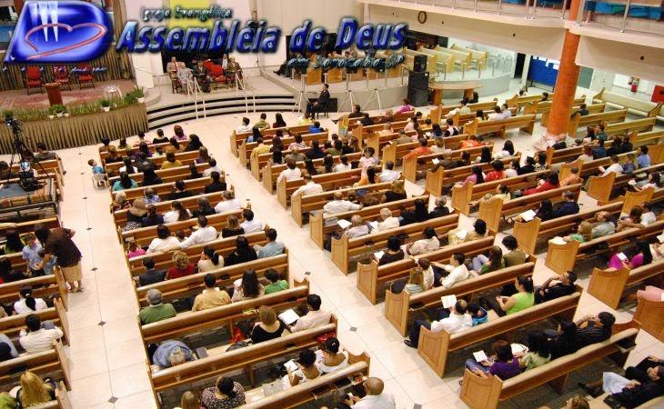 Culto Ao Vivo na AD Sorocaba-SP
