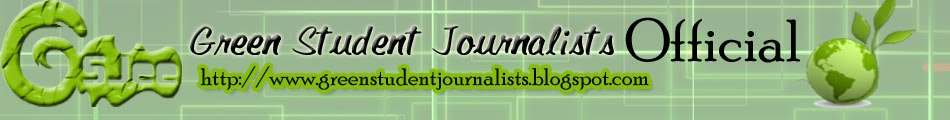 Green Student Journalists