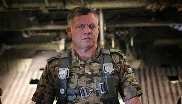 Raja Yordania