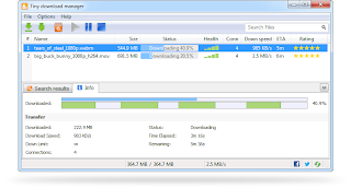 Tiny Downloader 1.0.9 Beta