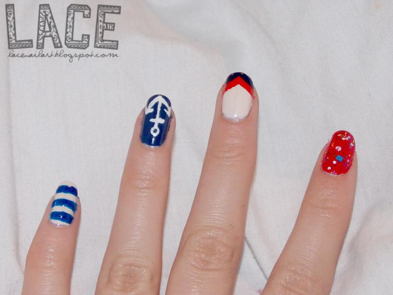 lace: a nail art blog: October 2012